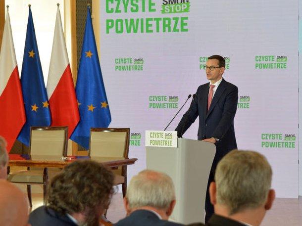 Foto ze strony https://www.mos.gov.pl/czyste-powietrze/