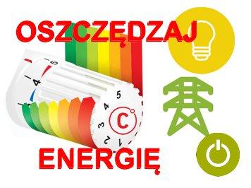 Oszczędzamy energię