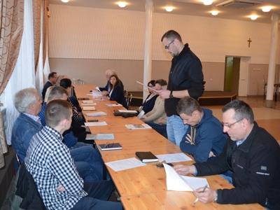 Spotkanie auditorów