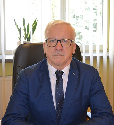 Prezes Zarządu Kazimierz Stec