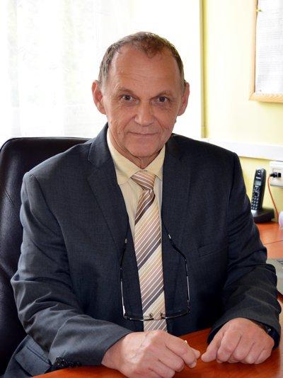 Prezes Zarządu MPEC Maciej Patoczka