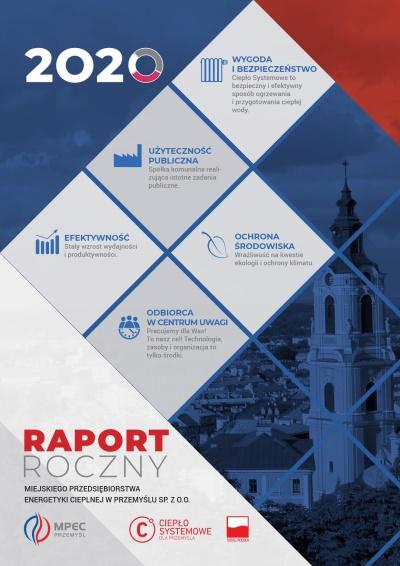 Raport z działalności Spółki w roku 2020